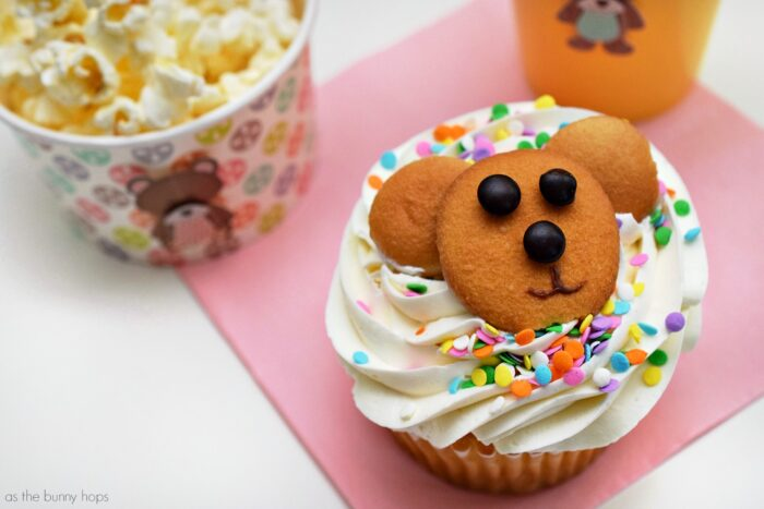 Teddy Bear Afternoon Snack