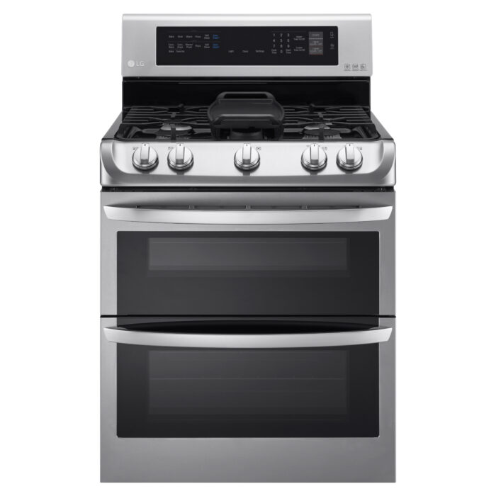 The Answer To Oven Envy: The LG Pro Bake Oven
