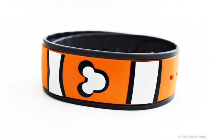 DIY Finding Nemo Magic Band