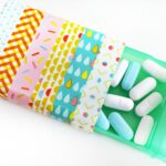 Gum Container Pill Box