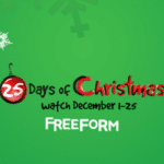 Freeform's 25 Days Of Christmas 2016 Schedule