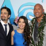 On The Blue Carpet: The Moana World Premiere