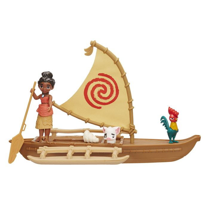Get ready to set sail with a sea of Moana-inspired holiday gifts!