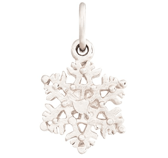 snowflake-charm
