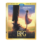 The BFG on Blu-ray, DVD and Digital HD