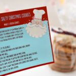 Sweet and Salty Christmas Cookies
