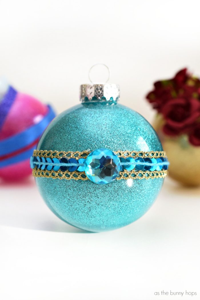 More Disney Princess Inspired Christmas Ornaments As The