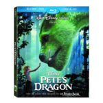 Pete's Dragon on Blu-Ray, DVD and Digital HD