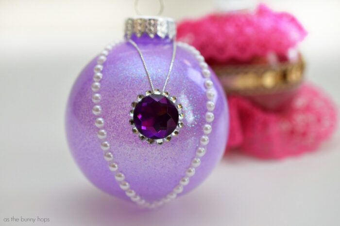 Disney Channel Princess-Inspired Christmas Ornaments