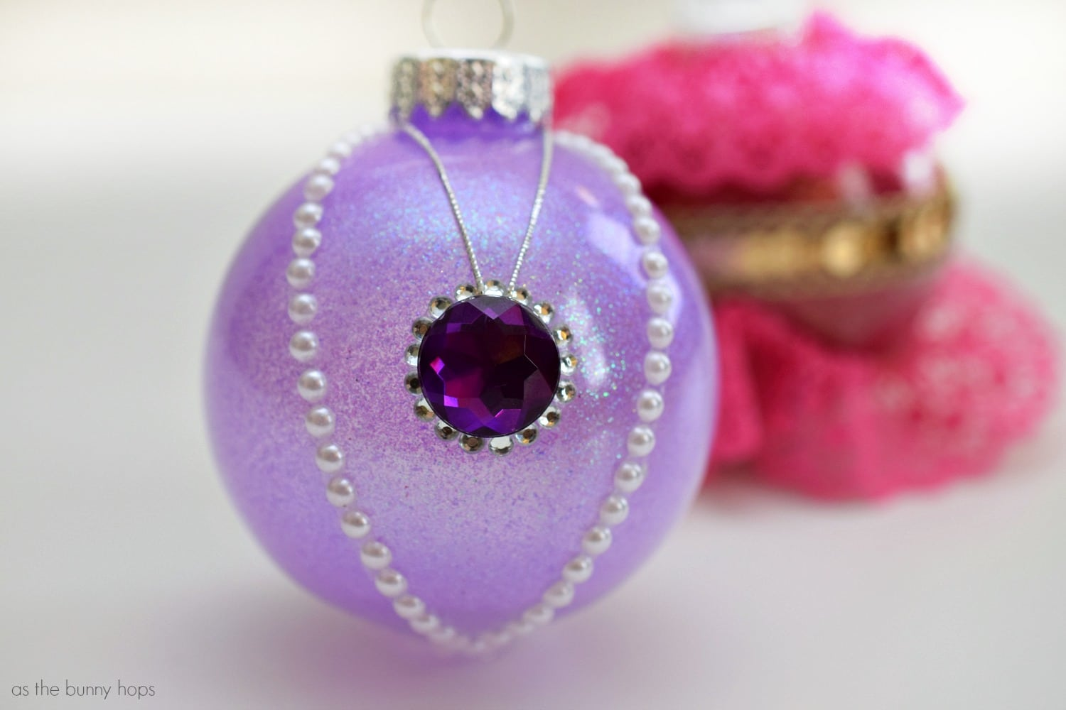Disney channel princess inspired christmas ornaments as for Diy crafts youtube channels
