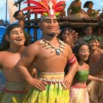 New Song Videos From Moana