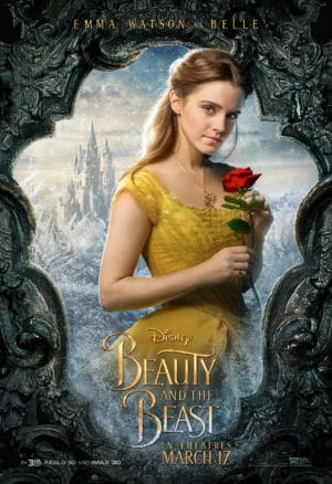 Beauty and the beast new posters and music news as the bunny hops 174