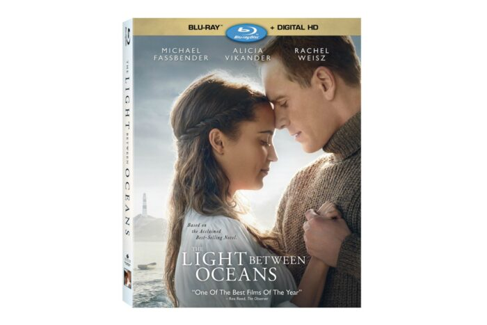 The Light Between Oceans on DVD and Blu-Ray