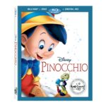 Pinocchio on Blu-Ray, DVD and Digital HD