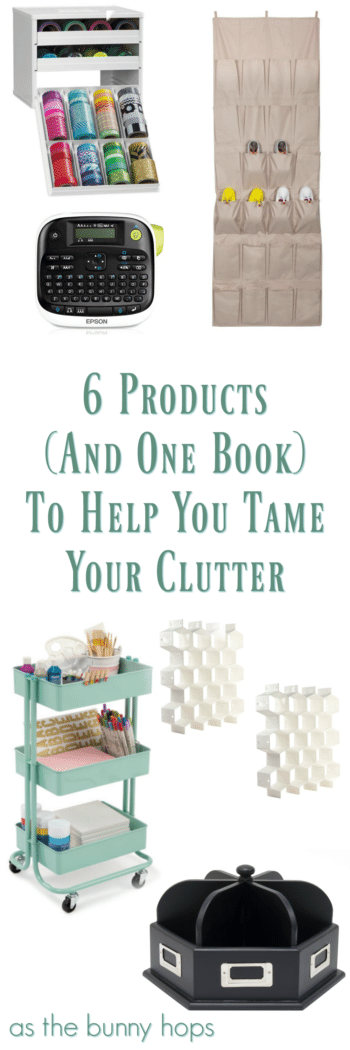 Buying storage containers isn't the way to tame your clutter. Purging and better storage for what you keep is!