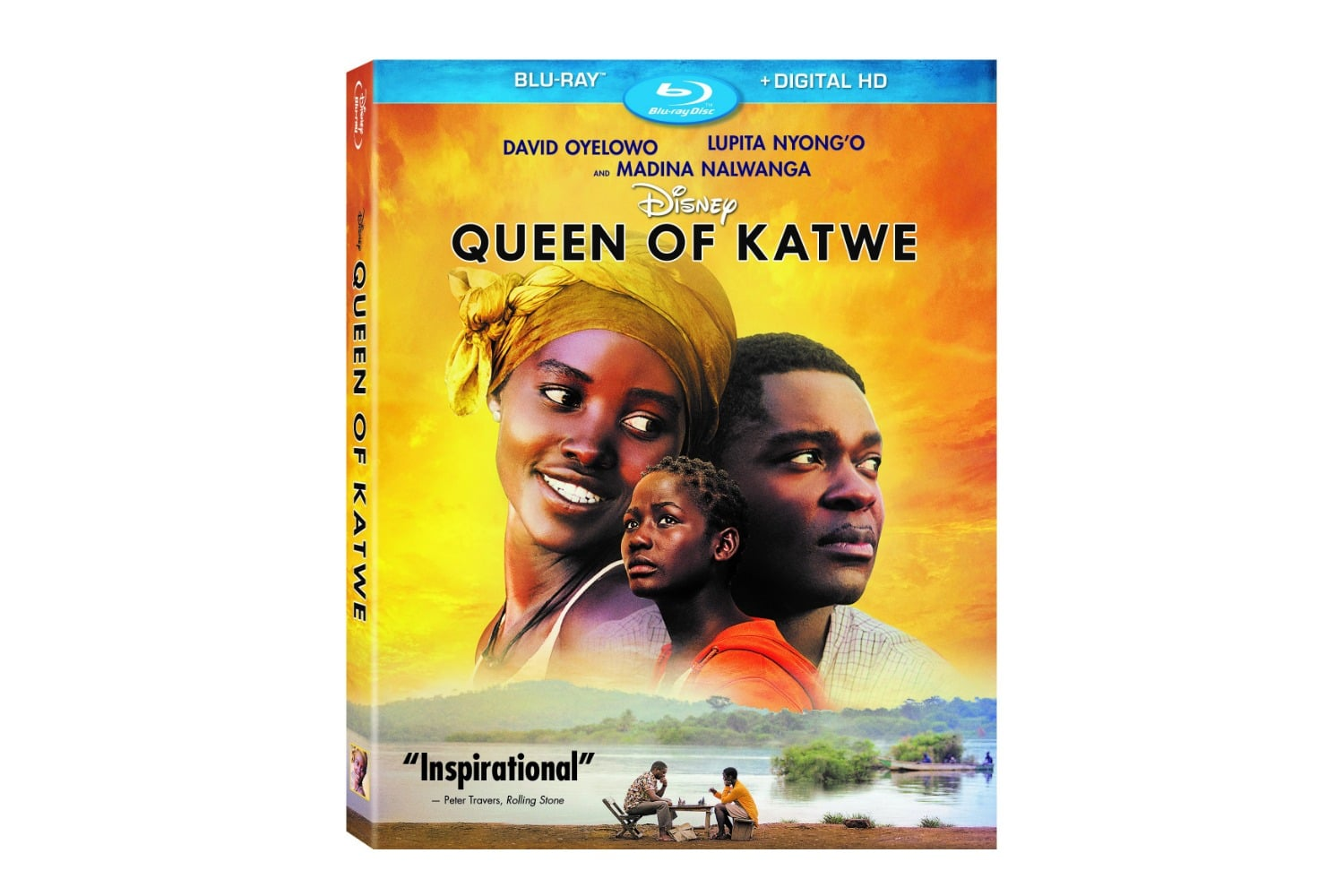 Queen Of Katwe On Digital Hd Dvd And Blu Ray As The Bunny Hops