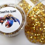 Moana-Inspired Tamatoa Shiny Slime