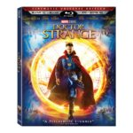 Doctor Strange on Blu-Ray, DVD and Digital HD