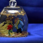 DIY Beauty and the Beast Snow Globe