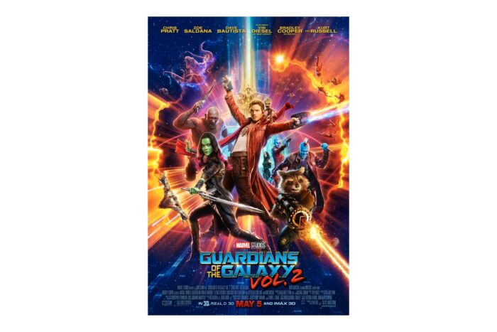 Guardians of the Galaxy Vol. 2: New Trailer and Poster