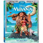 Moana Activities and Bonus Clips