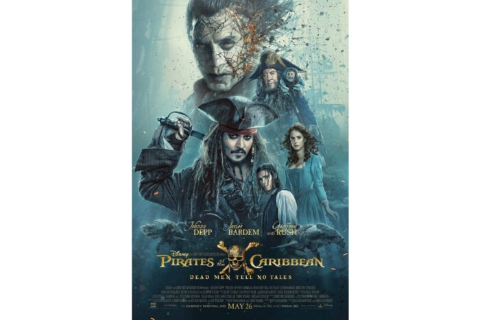 Pirates of the Caribbean: New Trailer and Poster