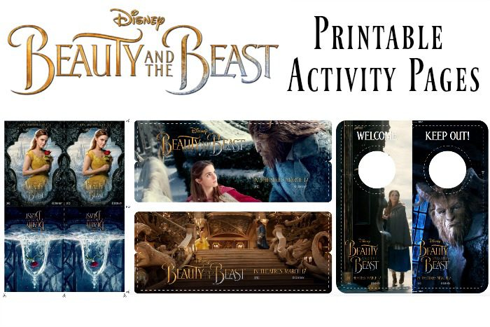 Beauty And The Beast Crafts Activities And Recipes As