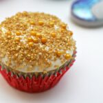 Moana-Inspired Tamatoa Shiny Cupcakes