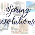Spring Forward With New Resolutions