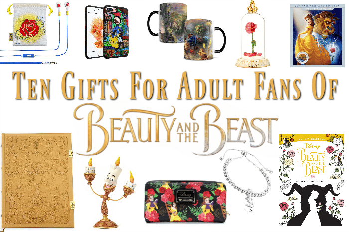 With last year's 25th anniversary of Beauty and the Beast and this year's  amazing live action retelling, it's safe to say that you know a fan or two  who are ...