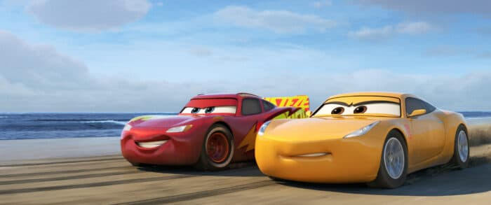 Cars 3-Now Streaming!
