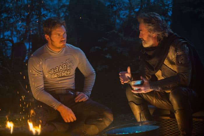 Get a behind the scenes look at Guardians of the Galaxy Vol. 2 in this exclusive interview with Star-Lord himself, Chris Pratt!