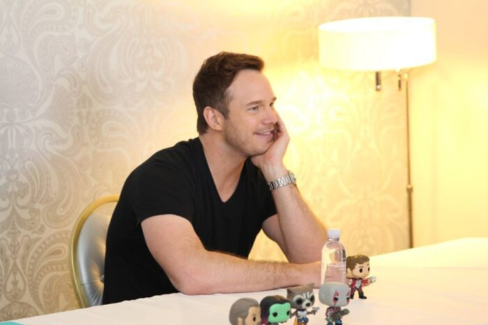 Chris Pratt: The Guardians of the Galaxy Vol. 2 Interview