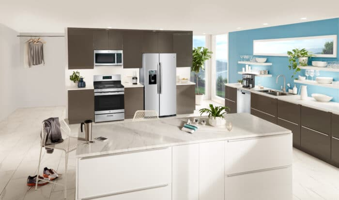 Remodel Your Kitchen with Best Buy and GE