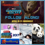 What's Happening at The Guardians of the Galaxy Vol. 2 Event