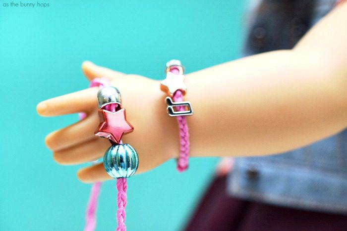 American Girl Tenney Grant-Inspired Braided Bracelet