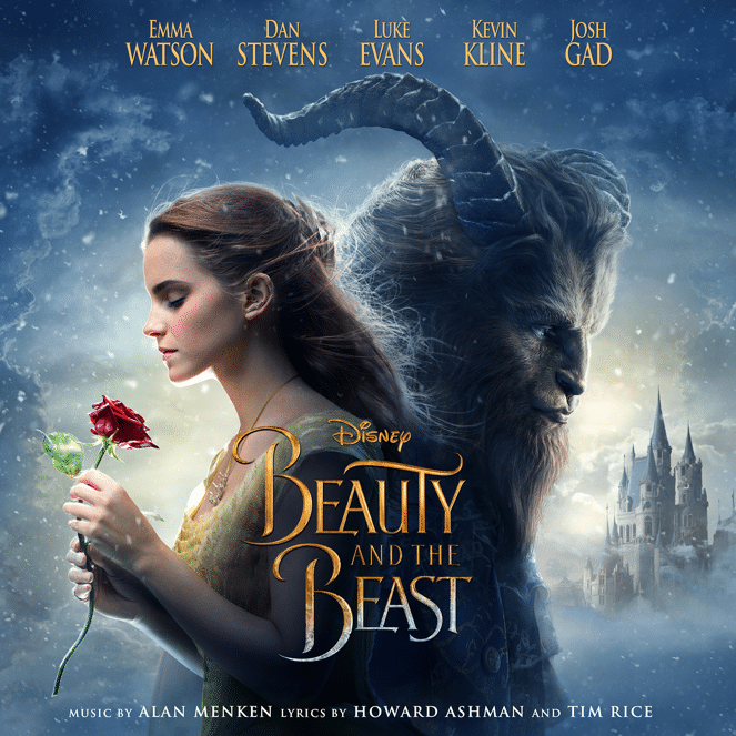 Beauty and the Beast Soundtrack Giveaway