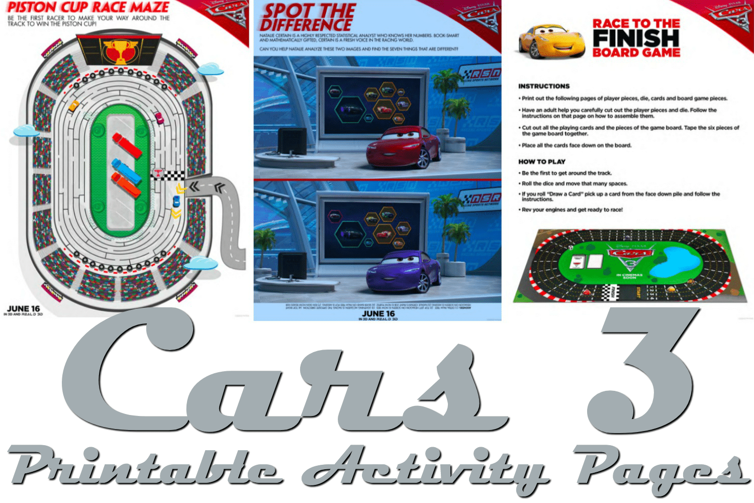 Race track printable board games - Race Track Printable Board Games 43