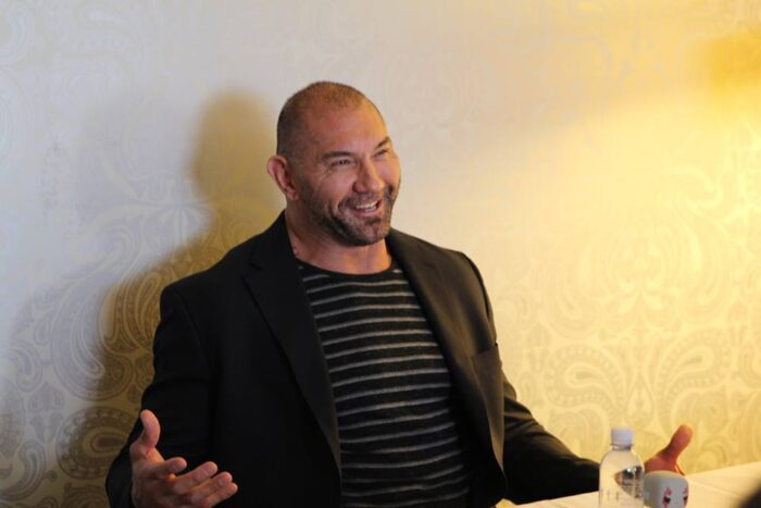 Dave Bautista: The Guardians of the Galaxy Vol. 2 Interview