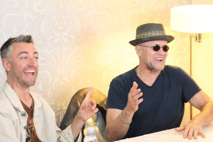 Michael Rooker and Sean Gunn: The Guardians of the Galaxy Vol. 2 Interview