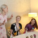 Karen Gillan, Pom Klementieff and Elizabeth Debicki: The Guardians of the Galaxy Vol. 2 Interview