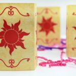 Disney's Tangled Lantern Printable