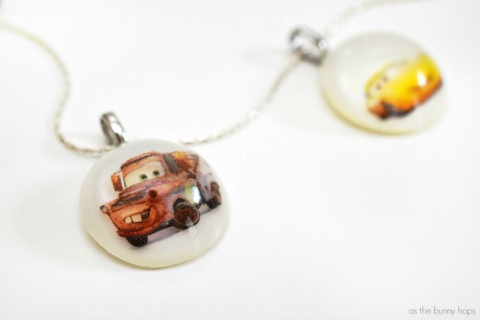 Cars 3-Inspired Charms