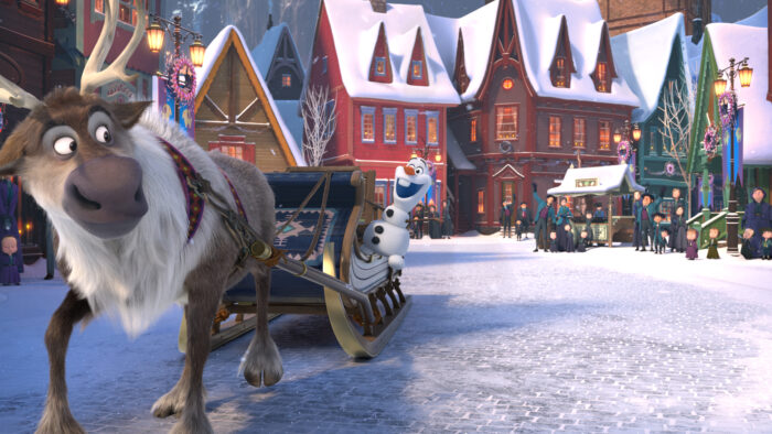 Olaf's Frozen Adventure: First Look