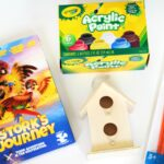 A Stork's Journey DIY Birdhouse Kit Giveaway