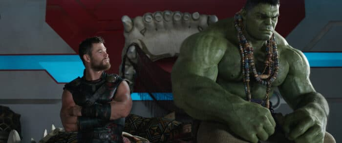 New Posters, Trailer and Images from Thor: Ragnarok and Black Panther
