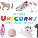 Twelve Unicorns You Can Wear