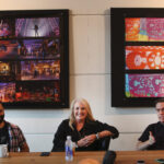 Behind The Scenes of Disney-Pixar's Coco with Lee Unkrich,  Adrian Molina and Darla K. Anderson