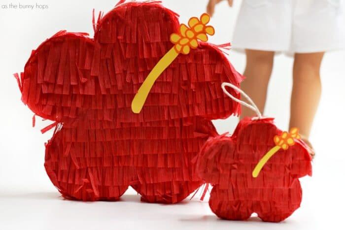 American Girl Nanea Mitchell-Inspired Doll and Me Hibiscus Piñatas