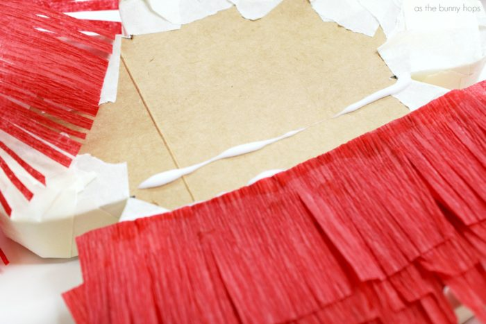 Create doll and me hibiscus piñatas inspired by American Girl's newest BeForever character, Nanea Mitchell!